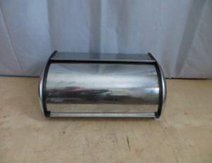 Metal Bread Box – $15