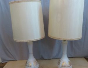 Nightstand Table Lamps – $25