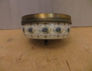 Vintage Ceiling Light Fixture – $45