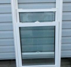 Vertical Sliding Window – $95