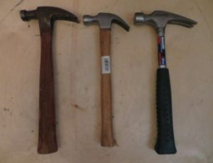 3 Hammers – $25