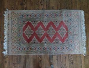 Wool Rug – $95