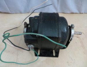 Land Electric Motor – $45