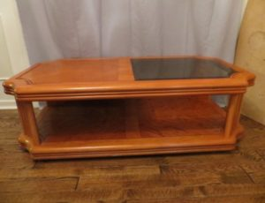 Wheel Coffee Table – $75