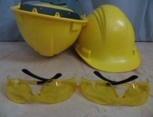 2 Safety Hat – $20