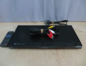 Panasonic DVD Player – $35