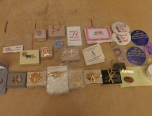 Vintage Avon Presidents Club Collectible – $95