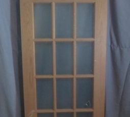 Oak French Door – $145