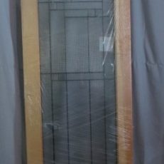 Stained Glass Door – $165