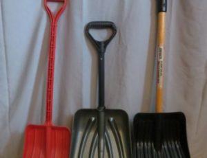 3 Small Shovels – $15