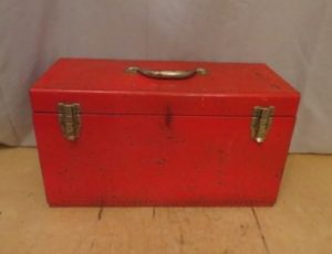 3 Drawer Portable Tool Chest – $65