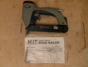 Mat Brad Nailer – $25