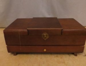 Vintage Jewelry Box – $45