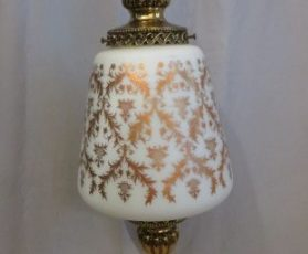 Antique Light Fixture – $95
