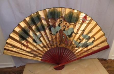 Decorative Wall Fan – $25