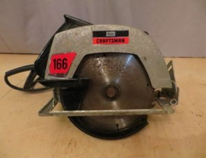 Sears Craftsman 7 1/4″ Circular Saw – $35