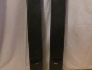 Sony Speakers – $75