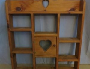 Display Wall Cabinet – $25