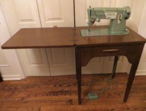 Spartan Sewing Machine – $165