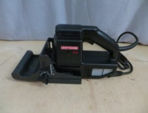 Craftsman Plate Joiner/Biscuit Jointer – $85