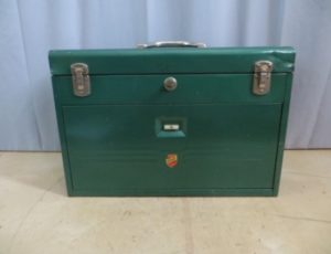 Heavy Duty Tool Box – $95