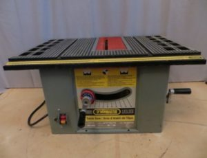 TradeMaster 10″ Table Saw – $95