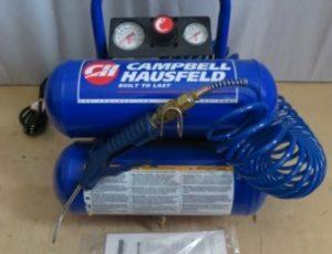 Campbell Hausfeld Air Compressor -$95