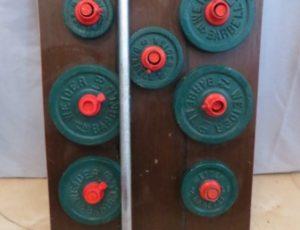 Weight Set – $60