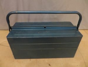 Tool Box with Tools – $55