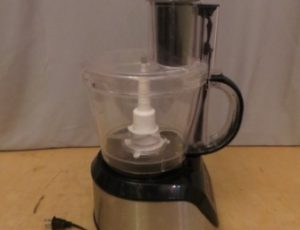 Black and Decker Food Processor – $25
