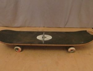 Spider Man Skateboard – $25