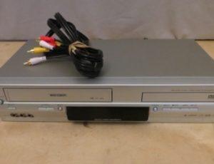 Toshiba DVD/VCR Player – $45