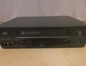 VCR Player – $25