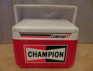 Coleman Champion Cooler – $10
