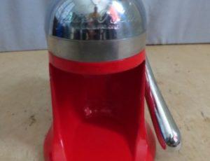 Vintage Juice-O-Mat Juicer – $95
