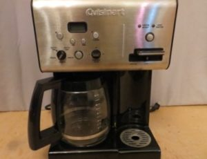 Cuisinart Coffee Maker with Hot Water System – $55
