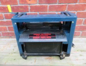 Mastercraft 12″ Portable Planer – $210