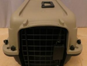 Grreat Choice Dog Carrier – $20