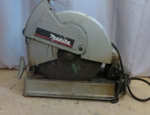 Makita 2414 B Metal Cut off Saw – $185
