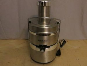Jack Lalanne Power Juicer Pro Stainless-Steel Electric Juicer – $95