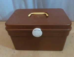 Sewing Kit Box Organizer – $30