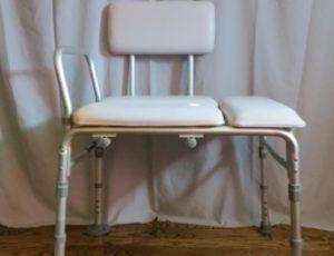 Bathroom Chair – $65