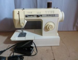Singer Sewing Machine – $55