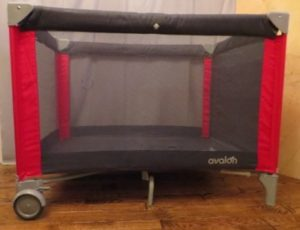 Portable Crib – $35